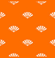 fan pattern seamless vector image vector image