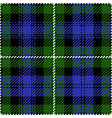 Clan campbell scottish tartan plaid seamless patte