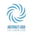 Logo label sticker or logotype element for web vector image vector image