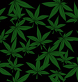 Marijuana pattern vector | Price: 1 Credit (USD $1)