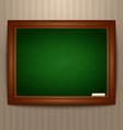 schoolboard vector image