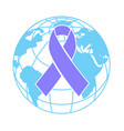 world lupus day vector image vector image