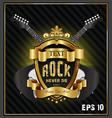 Rock Never Die vector image