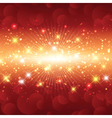 sparkle christmas background 1411 vector image vector image