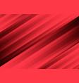 red light line speed pattern design modern vector image