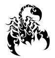 Scorpion - 02 vector image
