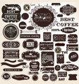 collection labels set premium quality vector image