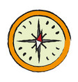 compass icon image vector image vector image