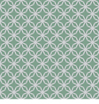 Green Graphic Seamless Pattern vector image vector image