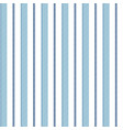 blue striped classic texture seamless pattern vector image vector image