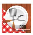 butchery shop vector image