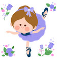 beautiful ballerina girl