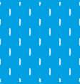 grain spike pattern seamless blue vector image vector image