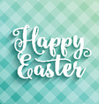 happy easter background 2902 vector image vector image