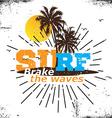 California surf logo