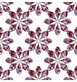 geometric flowers seamless vector image