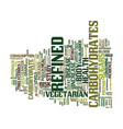 lazy vegetarians text background word cloud vector image vector image