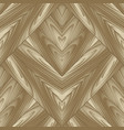 wood textured seamless pattern abstract wooden vector image