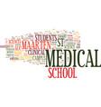 Auc medical school st maarten text background