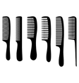 combs vector image vector image