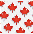 red maple leaves wallpaper vector image
