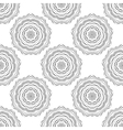 seamless pattern Floral stylish background vector image vector image
