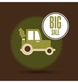 big sale food healthy products farm vector image vector image