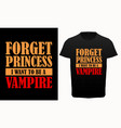 halloween quotes t-shirt vector image vector image