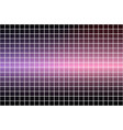 purple blue pink square mosaic background over vector image vector image