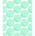 Hand drawn seamless watercolor pattern vector image vector image