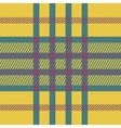 Plaid seamless tartan pattern Twill texture vector image