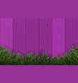 christmas with fir branch border frame on bottom vector image vector image