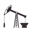tower industry drilling vector image