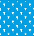 tornado pattern seamless blue vector image