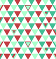 Russia Top Colors Background Triangle Polygon vector image