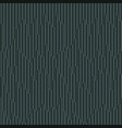 seamless gradient tubing dark green pattern vector image