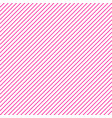 seamless pattern from diagonal lines vector image