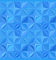 blue abstract stripe mosaic pattern background vector image vector image