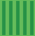 green vertical stripes seamless pattern vector image vector image