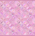 pink abstract stripe mosaic pattern background vector image vector image