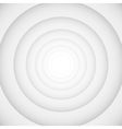 Round abstract background vector image