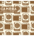 pocket-size digital camera vector image vector image