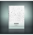 Abstract Brochure 01 A vector image
