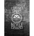 Bicycle badges logos and labels for any use vector image vector image