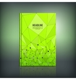 Abstract Brochure 03 A vector image