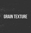 grain texture monochrome vintage banner vector image