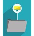 icon symbol design vector image vector image