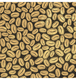 Coffee background seamless vector image