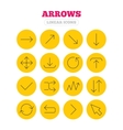 Arrow download refresh and fullscreen symbols