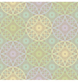 gentle light seamless geometrical pattern Lace vector image vector image